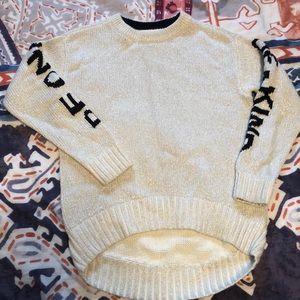 Girls 6-7 gap sweater